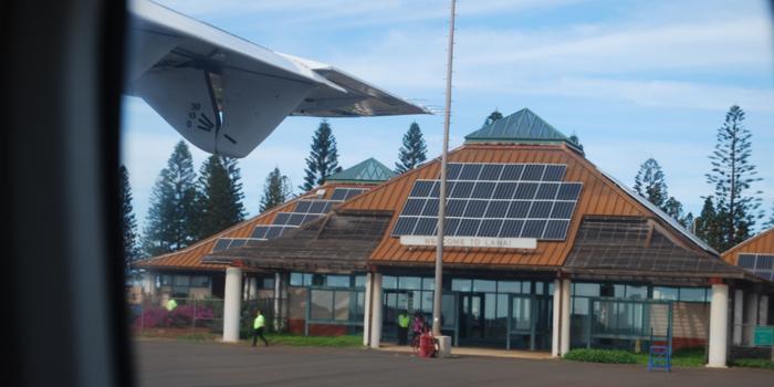 L'agrandissement de l'aéroport de Paluma a été annuléeCrédits