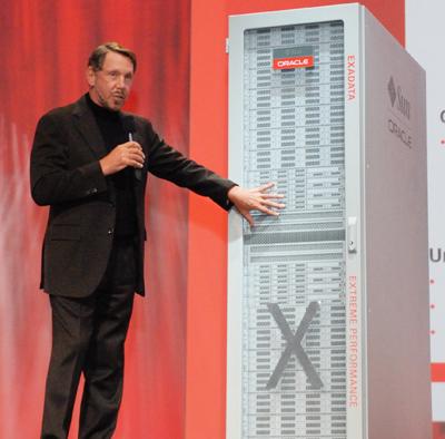 Ellison avait de grands projets pour LanaiCrédits : Relation Presse d'Oracle