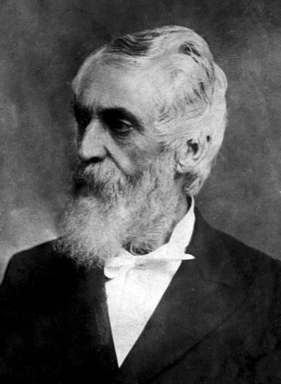 Gibson fut excommunié pour avoir acheté l'île à avec l'argent de l'église