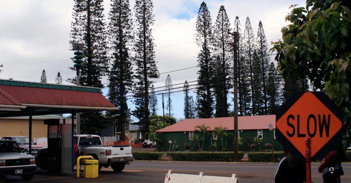 Les habitants de Lanai City commence à déchanterCrédits