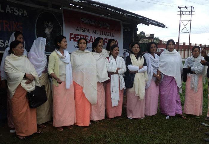 L'Association des familles de victimes d'exécutions extrajudiciaires au Manipur (EEVFAM)Crédits