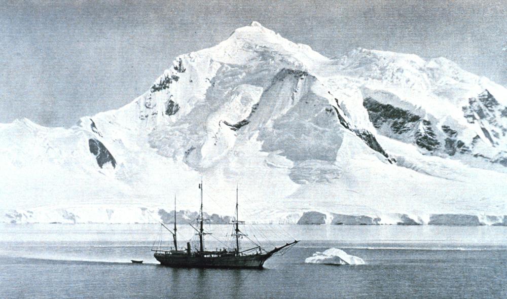 Le Belgica explorait l'AntarctiqueCrédits :