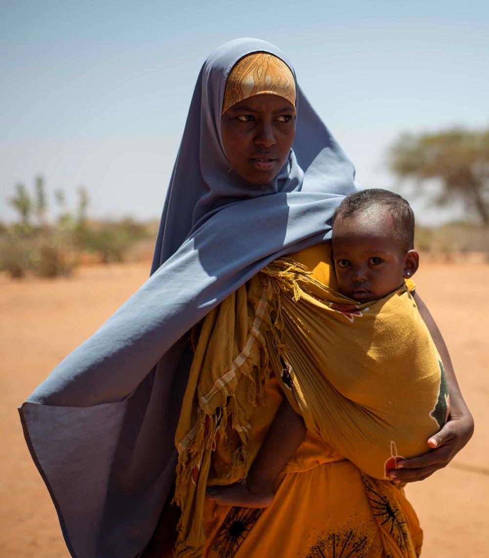 Les familles ne veulent pas envoyer leurs filles à la maternitéCrédits : Trocaire