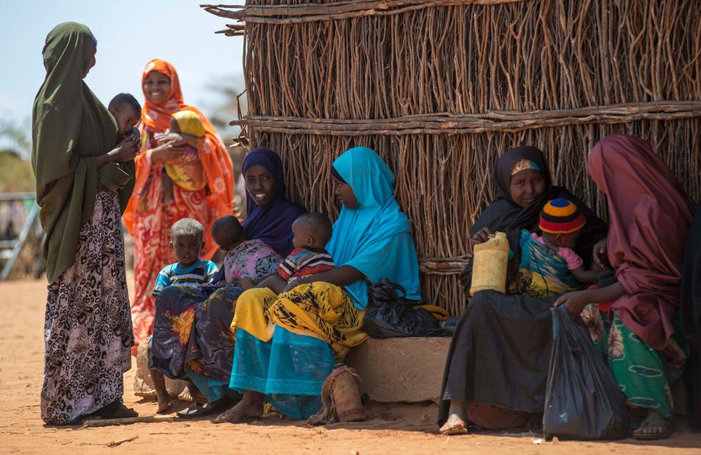 Un groupe de jeunes mèresCrédits : Trocaire