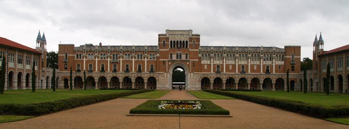 University of Houston, TexasCrédits