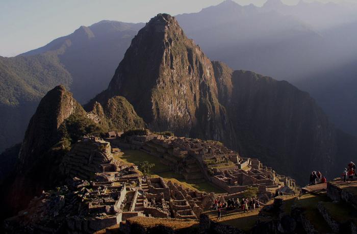 McConaughey est parti se ressourcer au Machu PicchuCrédits: