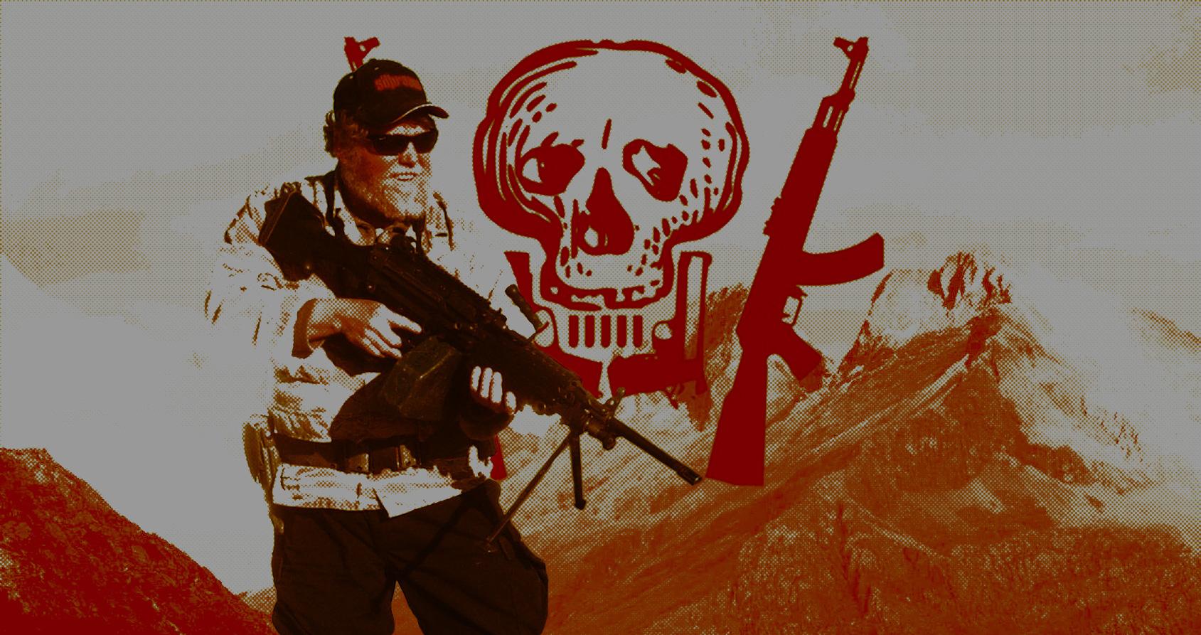 À quoi ressemble le quotidien d'un mercenaire international ?