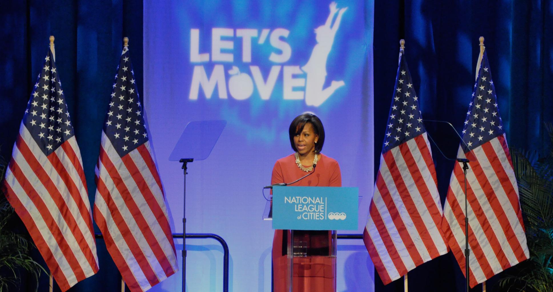 Comment Michelle Obama a gagné sa guerre contre la malbouffe (2)