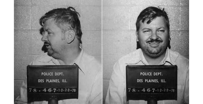 Gacy a assassiné au moins trentre-trois personnesCrédits : Police de l'Illinois