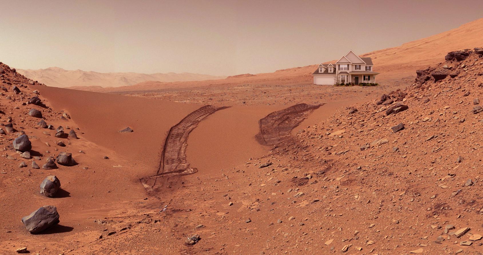 Huit mois à Hawaï pour se préparer à vivre sur Mars
