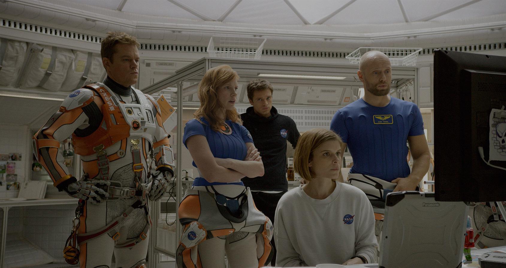 Les secrets de la bromance entre Hollywood et la NASA