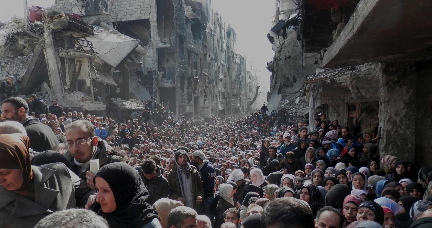 La tragédie des Palestiniens de Syrie, deux fois réfugiés