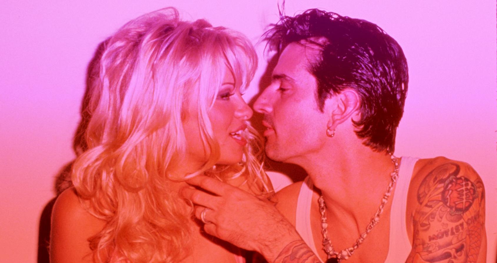 L'histoire secrète de la sextape de Pamela Anderson et Tommy Lee