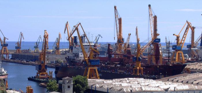 Le port de Constanta est un important relais commercial vers l'EuropeCrédits : Wikimedia