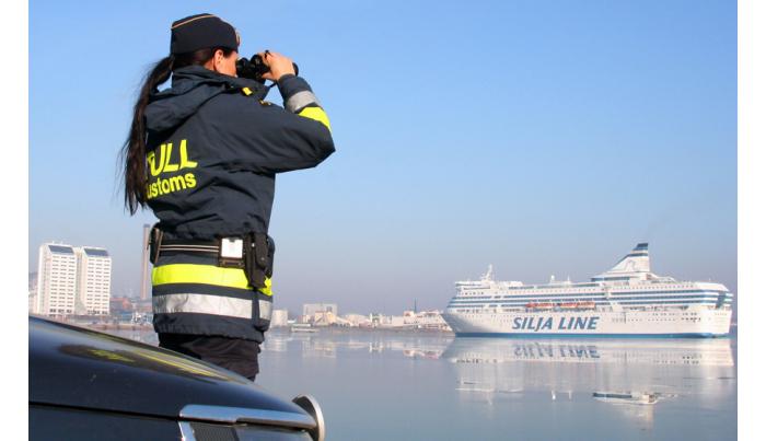 La police des frontières, Interpol et Europol s'entraidentCrédits : Europol