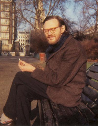 George Price a été chamboulé par ses découvertesCrédits : New Scientist