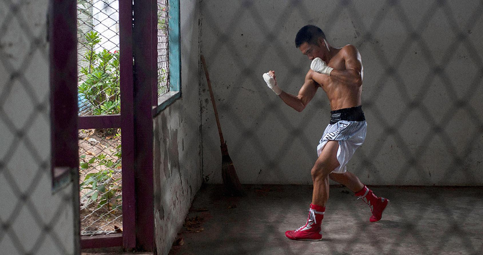 Comment la prison la plus hardcore de Bangkok s'est transformée en Fight Club