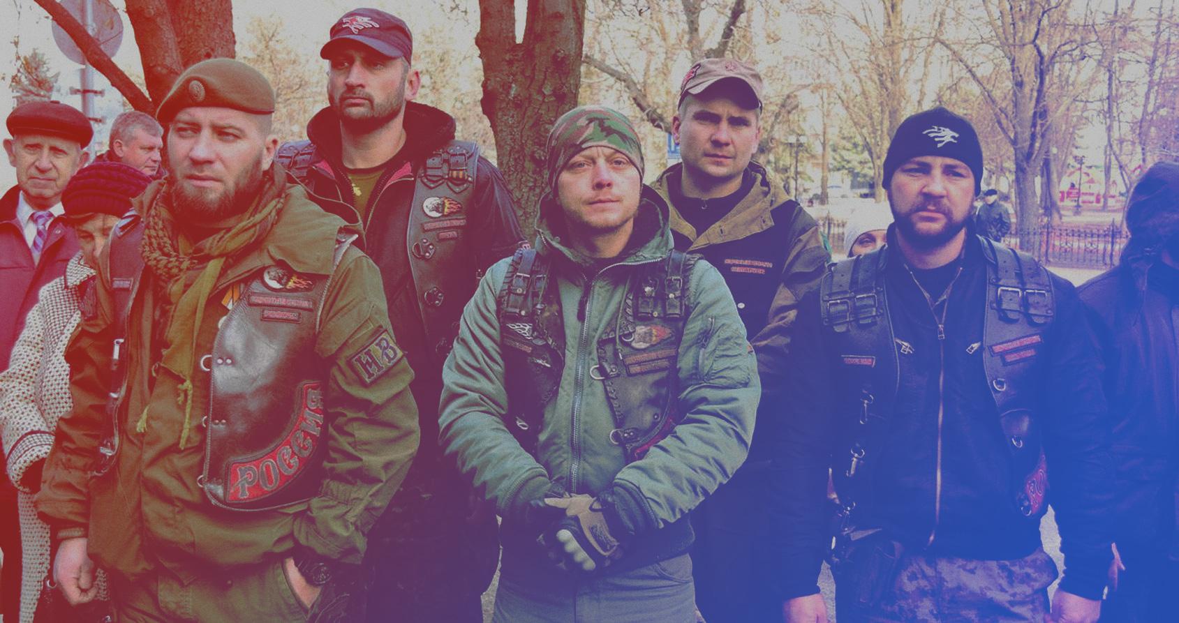 Les bikers de Poutine : au cœur du gang de motards le plus redouté de Russie (2)