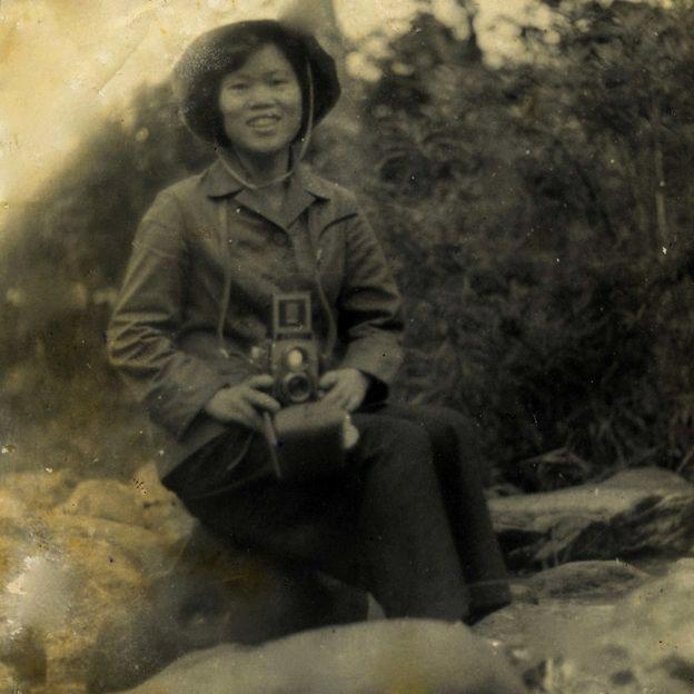 Quy était la première femme reporter de guerre du Viêt Nam du NordCrédits : Ly Huong