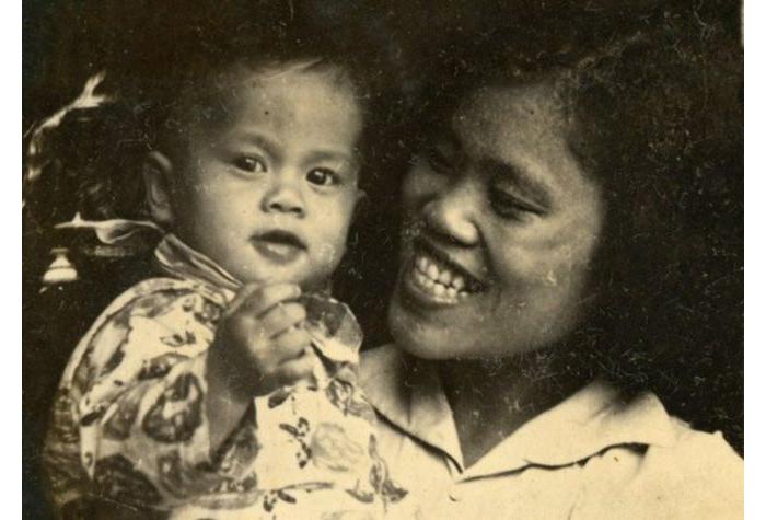 Ly Huong était un bébé quand sa mère est partie Crédits : Ly Huong