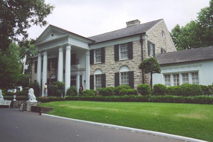 Graceland, la propriété d'ElvisCrédits
