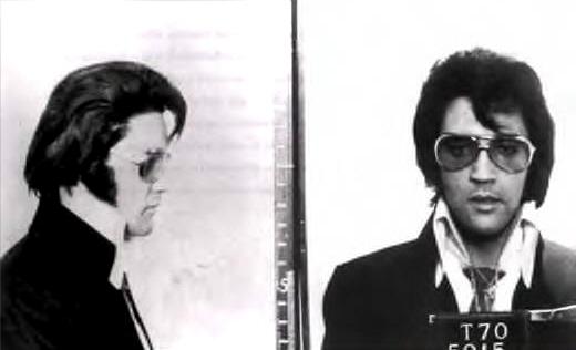 Elvis est plus connu pour ses frasques que pour le racquetballCrédits