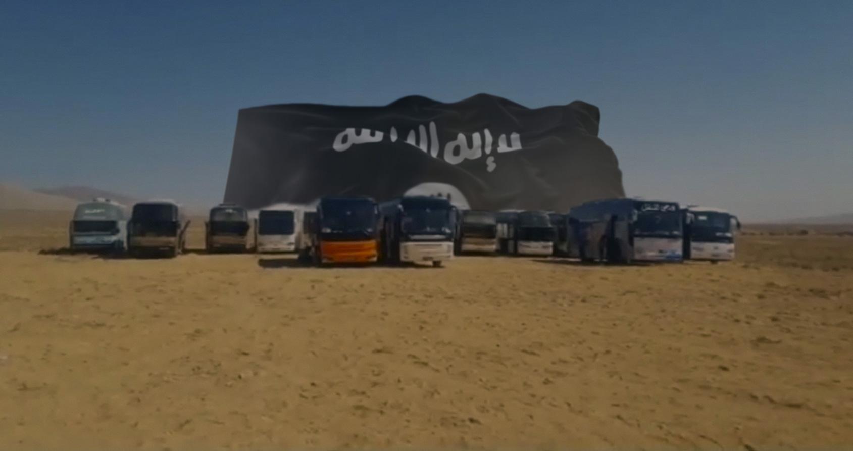 Comment la coalition a aidé des centaines de djihadistes à fuir Rakka