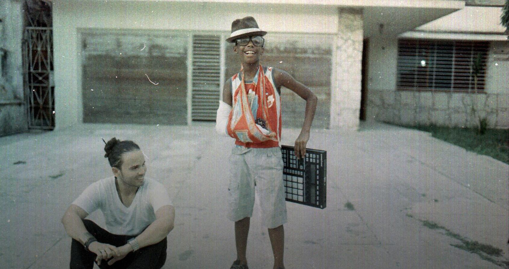 Dans les coulisses du ministère du Rap cubain