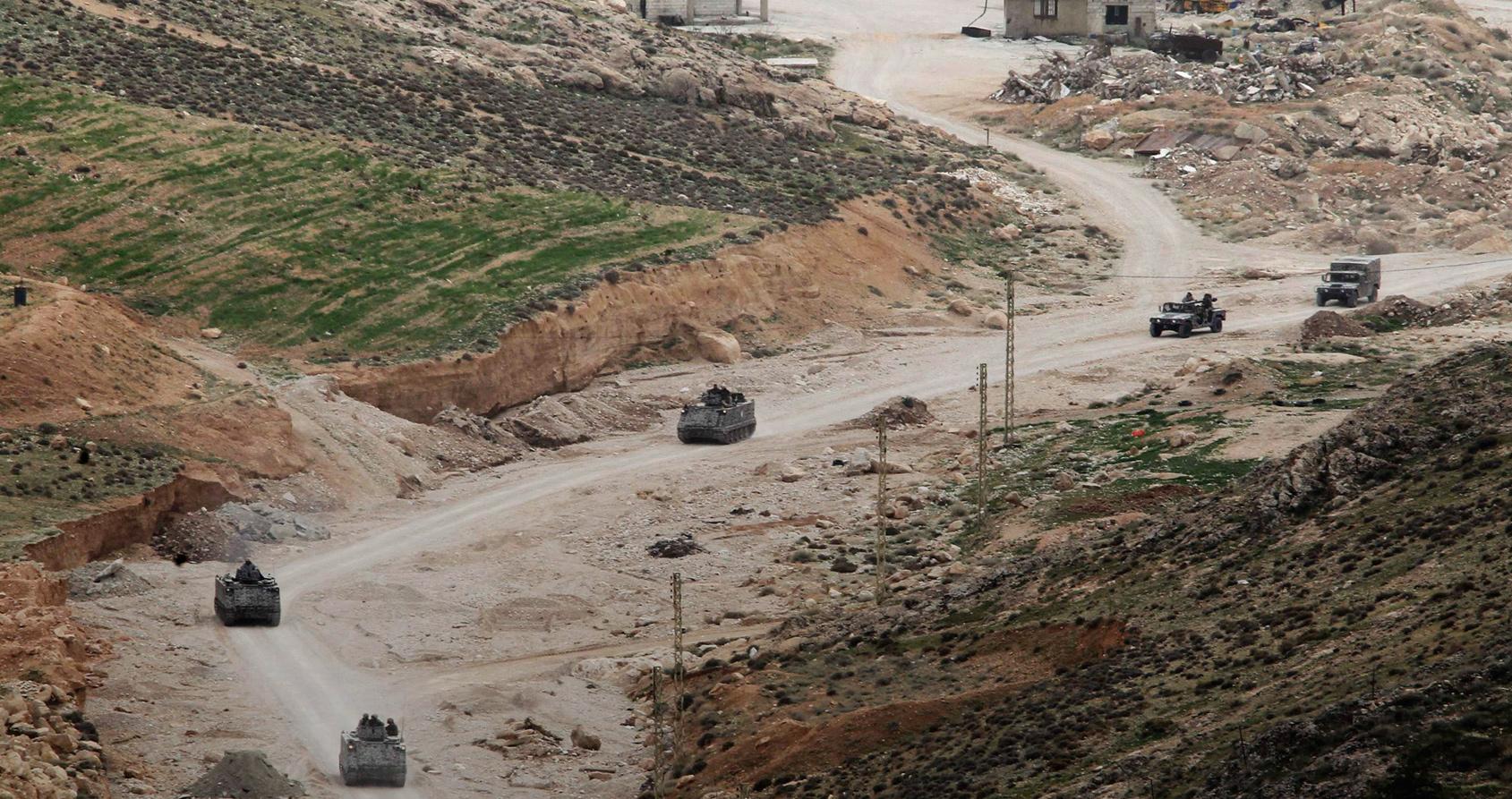Comment ce petit village libanais résiste à l'État islamique