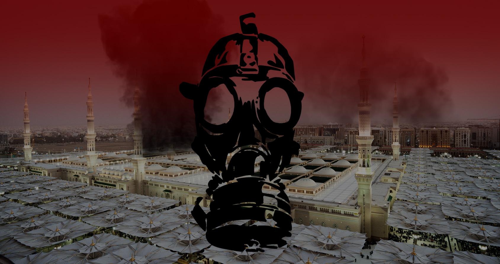 Le siège de La Mecque : en 1979 des terroristes prennent d'assaut la Grande Mosquée