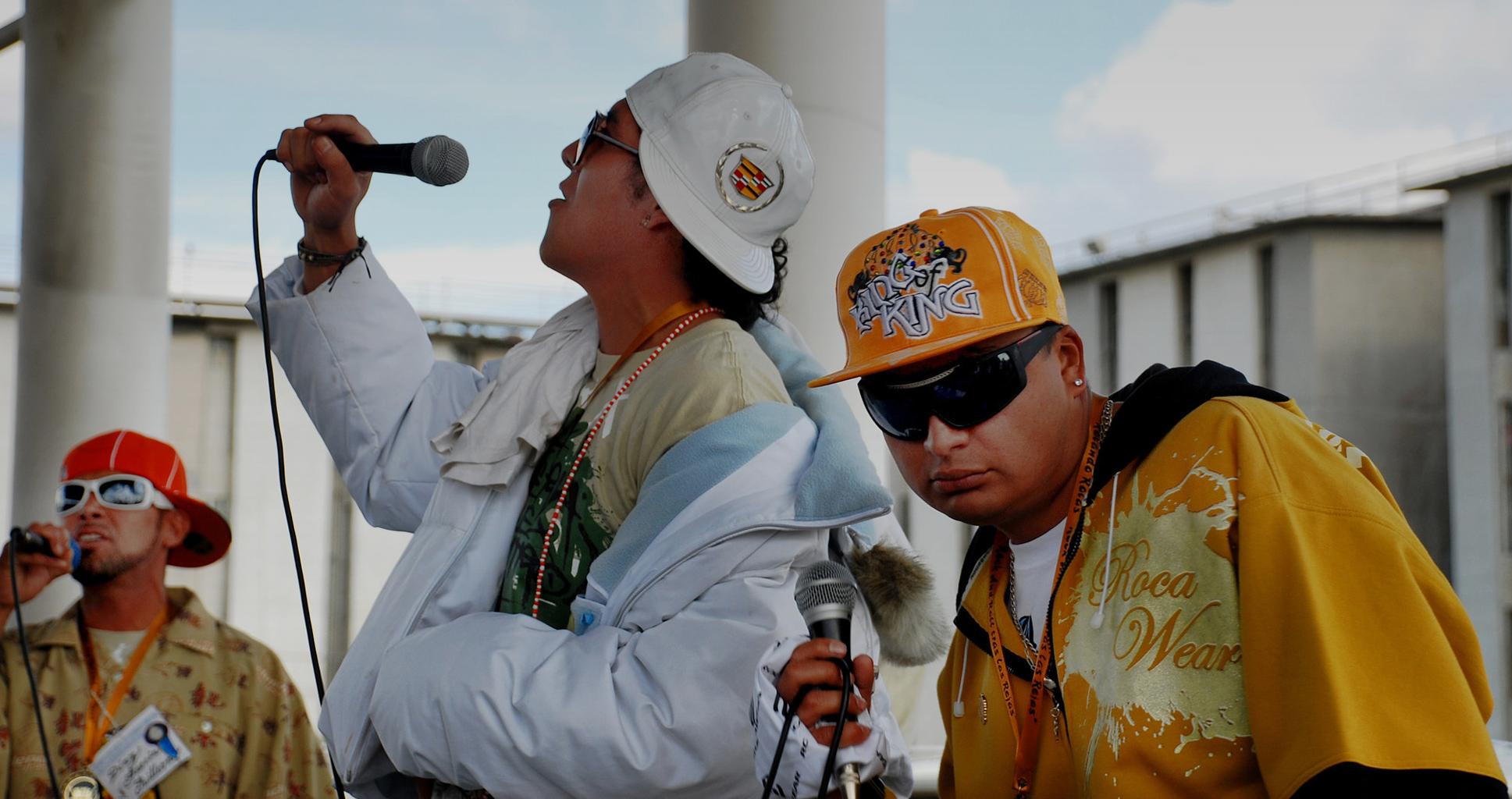 Un concours de chant dans la plus grande prison de Mexico