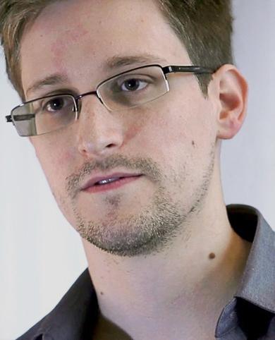 Edward SnowdenCrédits : Wikimedia