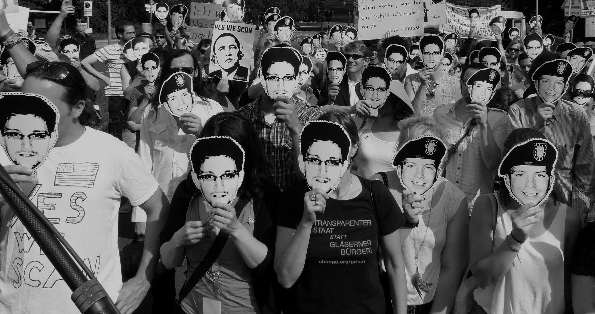 Comment protéger ses données selon Edward Snowden