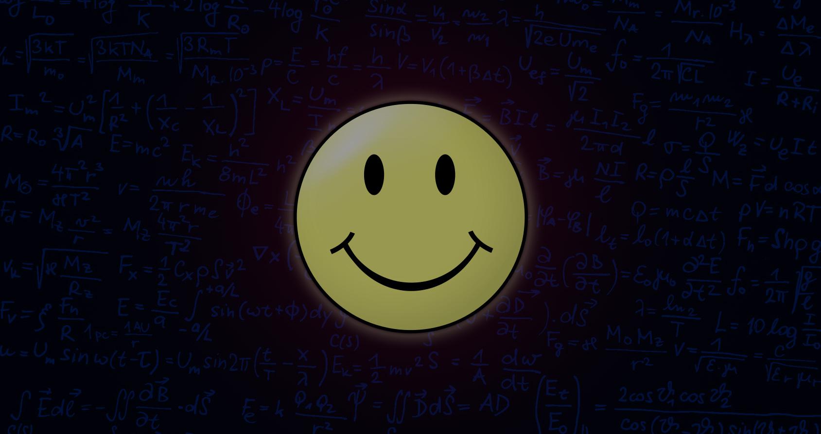 Le bonheur est-il une formule mathématique ?