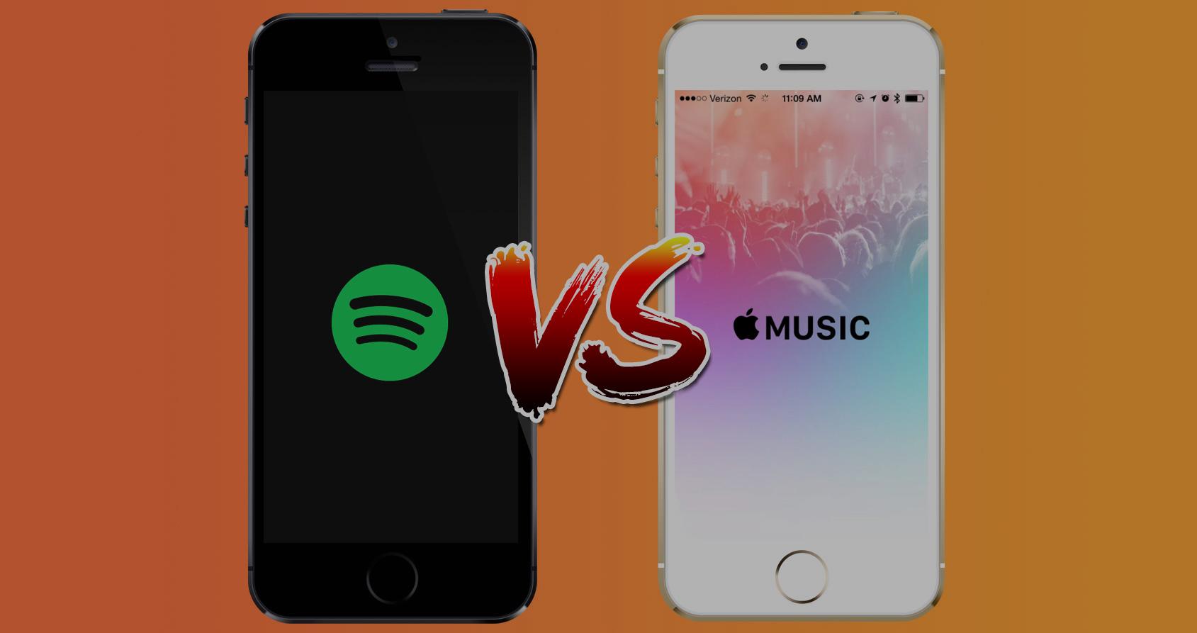 Comment Spotify a résisté à Apple Music