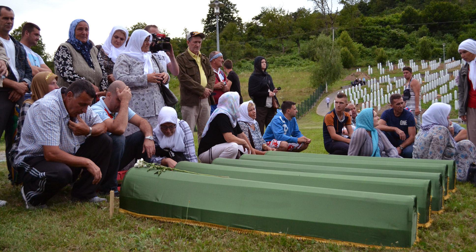 Retour à Srebrenica