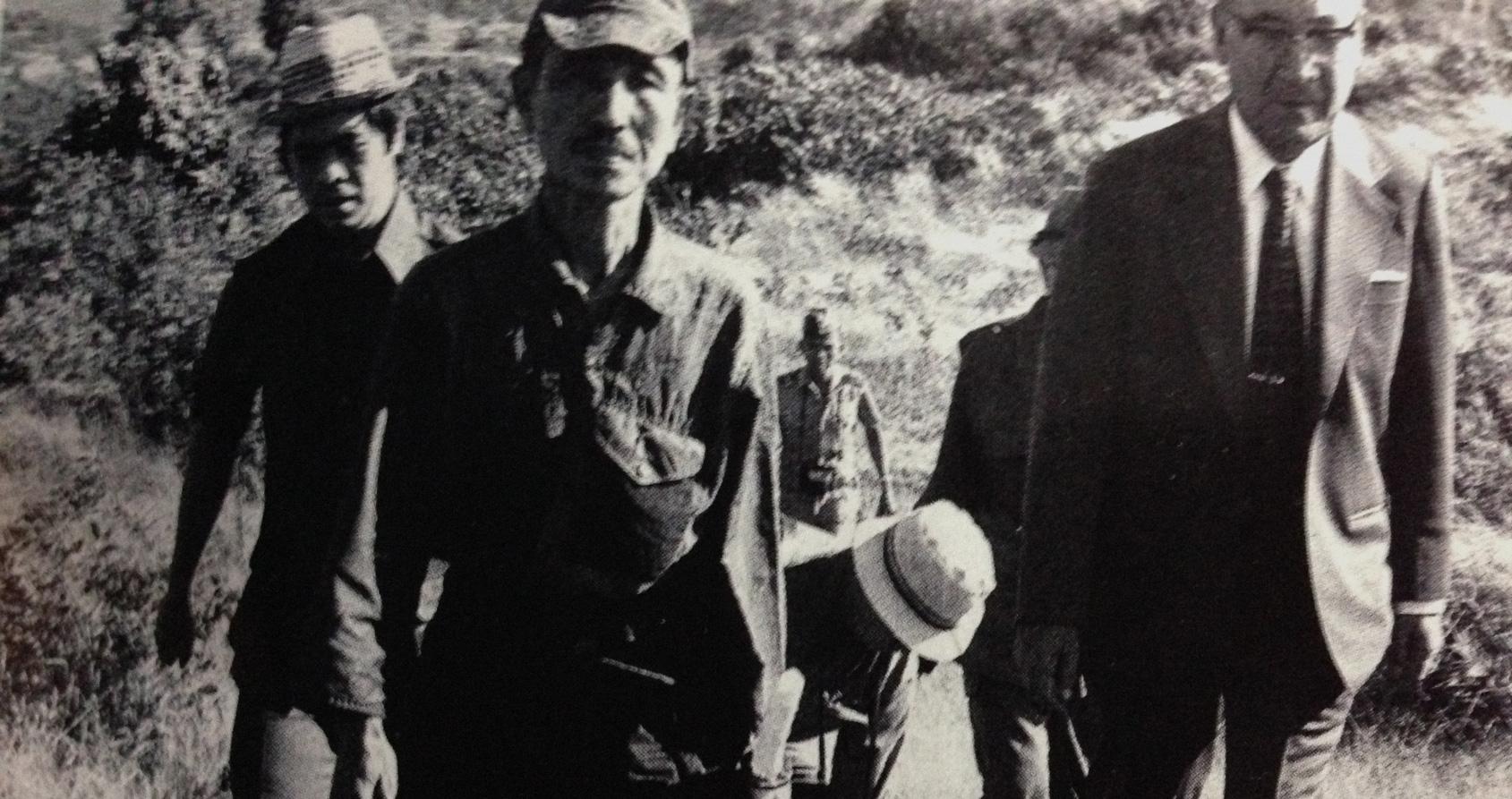 Pourquoi trois soldats japonais ont continué la Seconde Guerre mondiale jusqu'en 1974