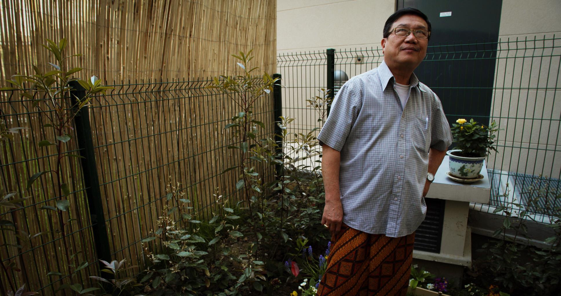 Itinéraire d'un rescapé du génocide cambodgien