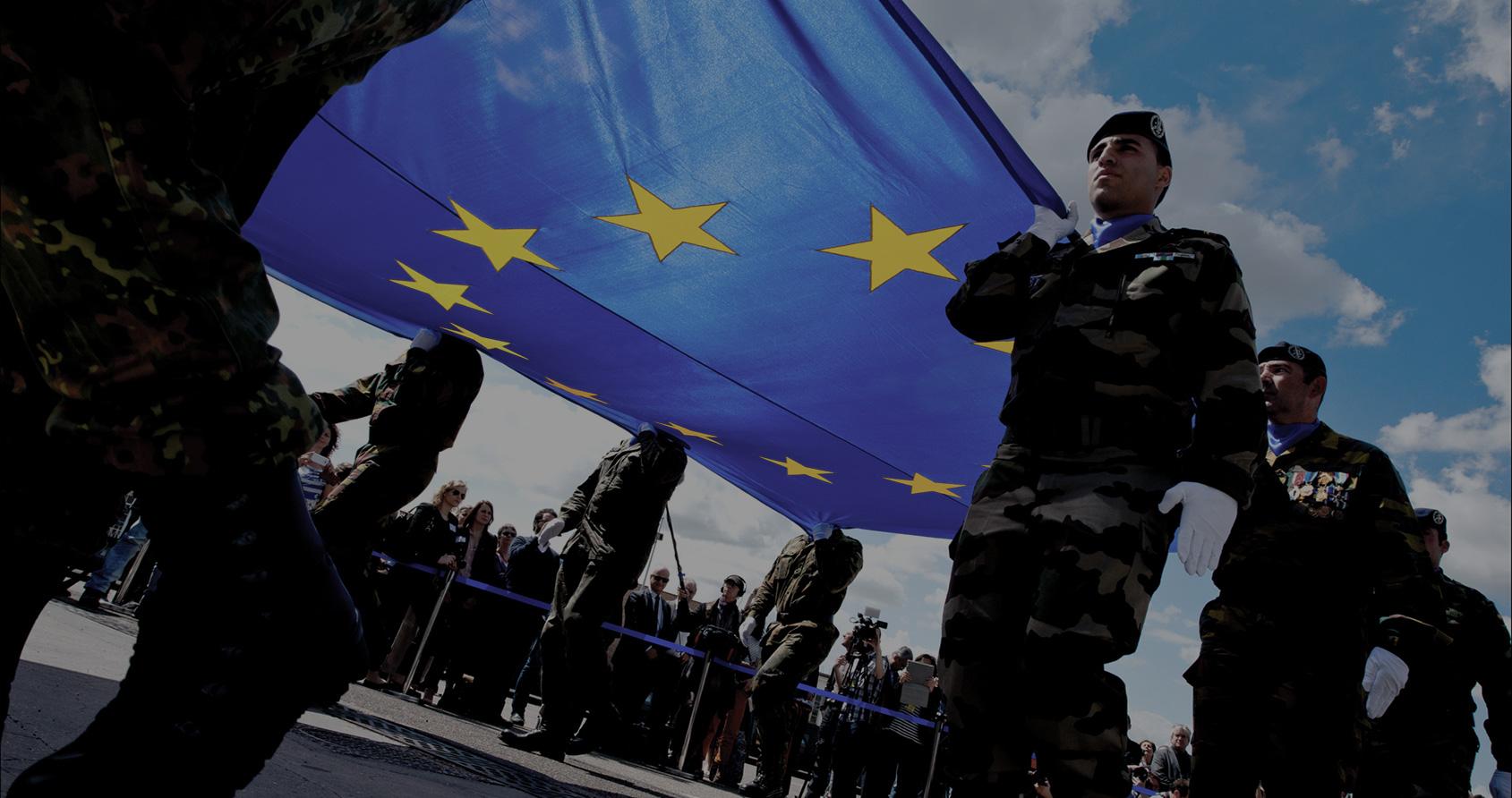À quoi ressemblerait une armée européenne ?