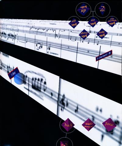 Au Media Lab, il conçoit un programme de musique assistée par ordinateur Crédits : John Underkoffler