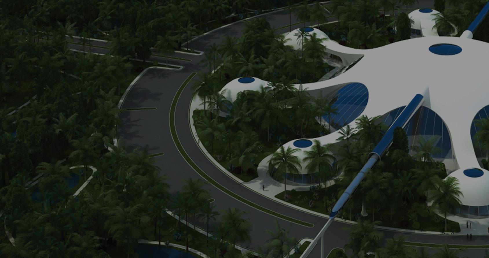 Ce projet de ville futuriste est peut-être la clé d'un monde sans argent