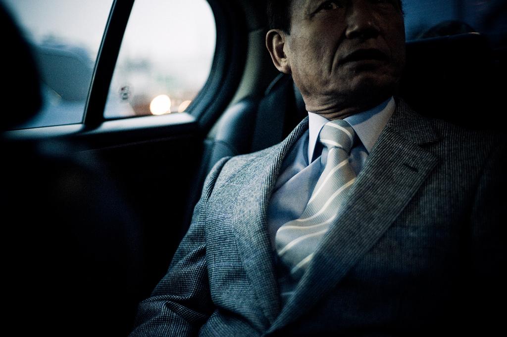 Un des grands chefs de la famille Shinse-kaiCrédits : Anton Kusters