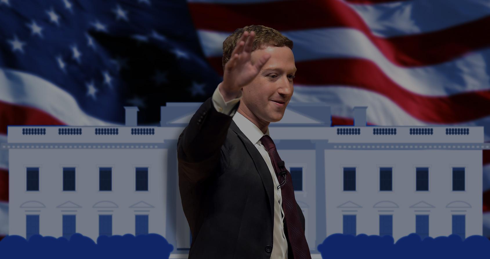 Mark Zuckerberg sera-t-il candidat à la présidentielle américaine de 2020 ?