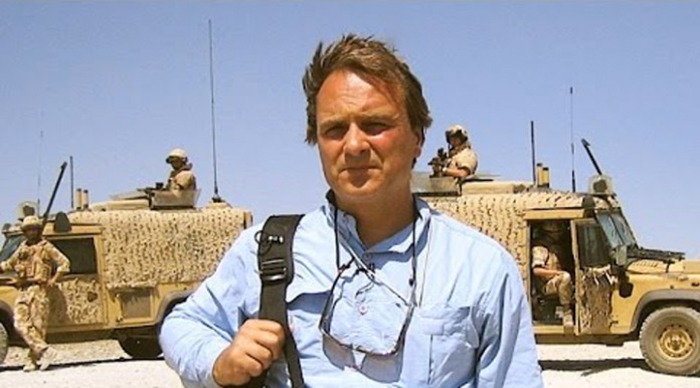 Robert Baer a servi pendant 21 ans au Moyen-OrientCrédits : Youtube