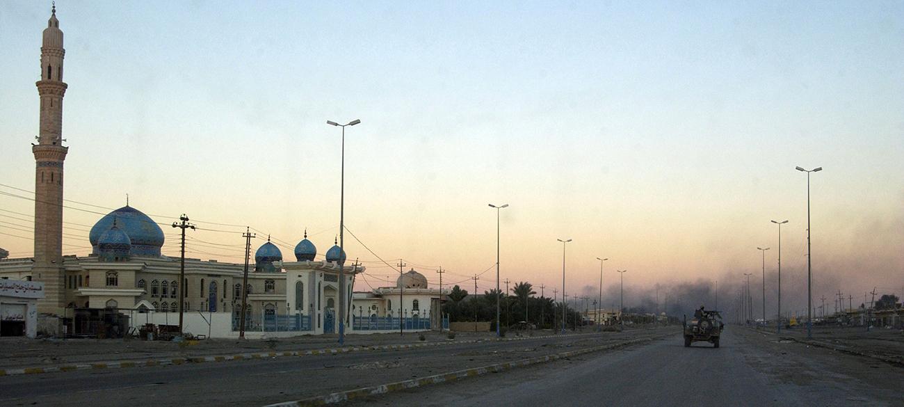 La ville de FalloujahCrédits : Wikipédia