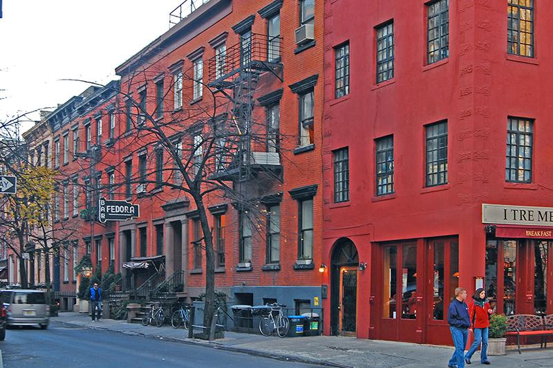 West Village, à New YorkCrédits