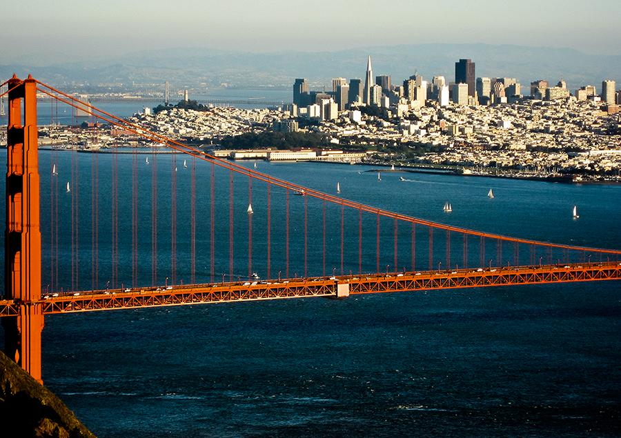Larry Smith s'est installé à San Francisco après avoir obtenu son diplôme en 1991Crédits : wikipédia