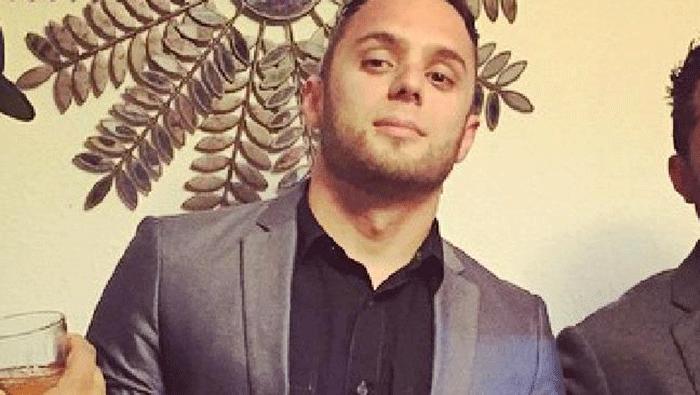 Max Bocanegra était souvent dans les casinons de Las Vegas avec son costume argentéCrédits : Max Bocanegra