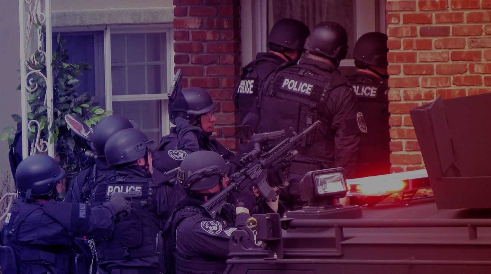 Comment les gamers américains font intervenir le SWAT pour battre leurs adversaires