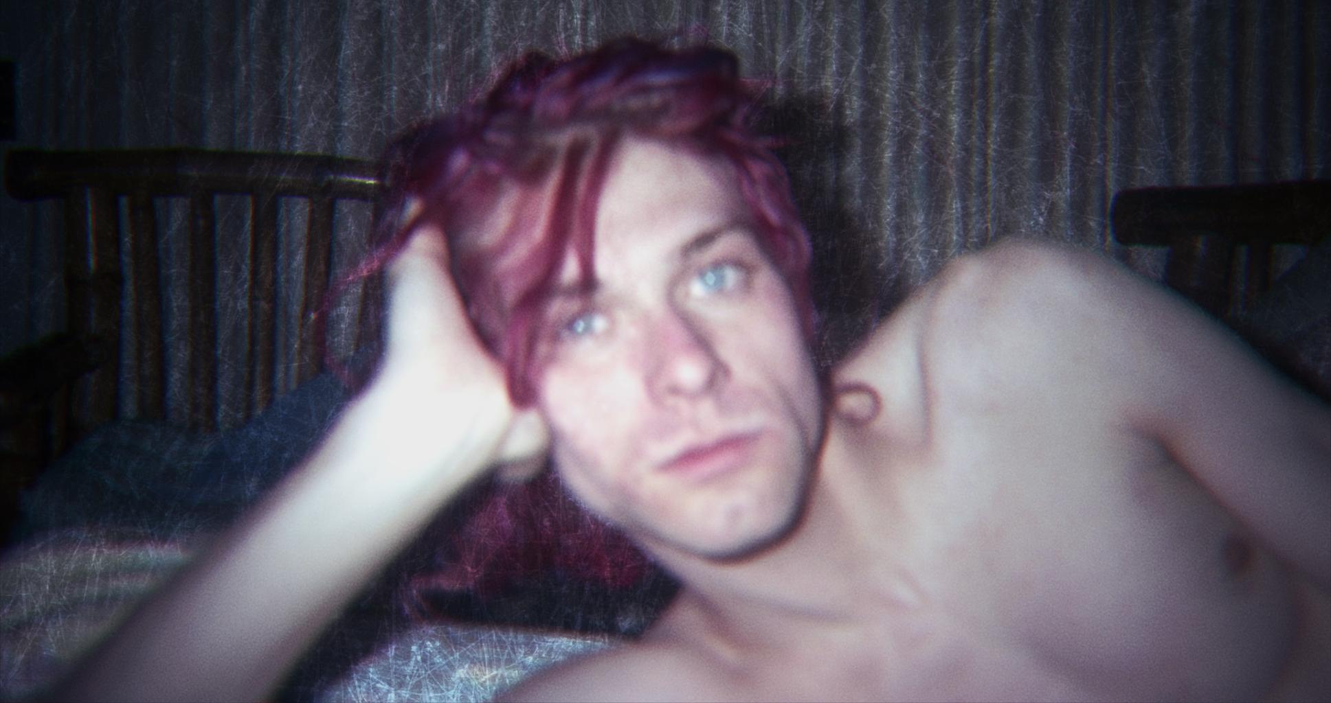 Une semaine dans l'intimité de Kurt Cobain, quelques mois avant sa disparition